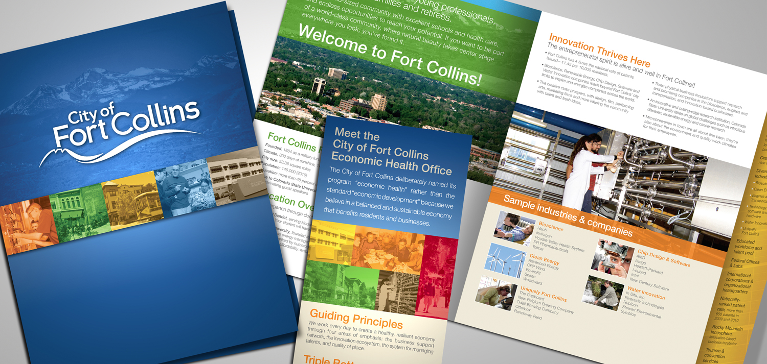 City of Fort Collins Economic Health Marketing