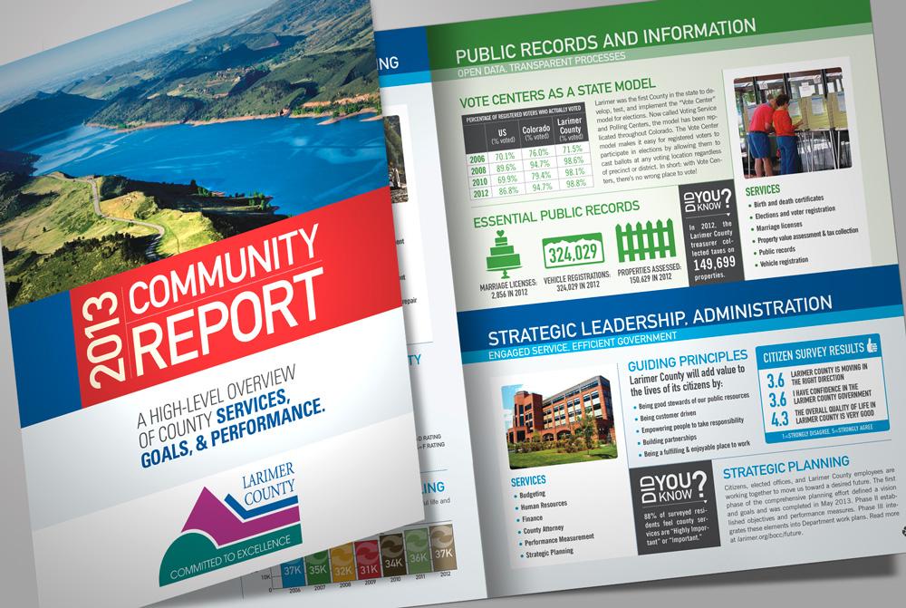 Larimer County Community Report