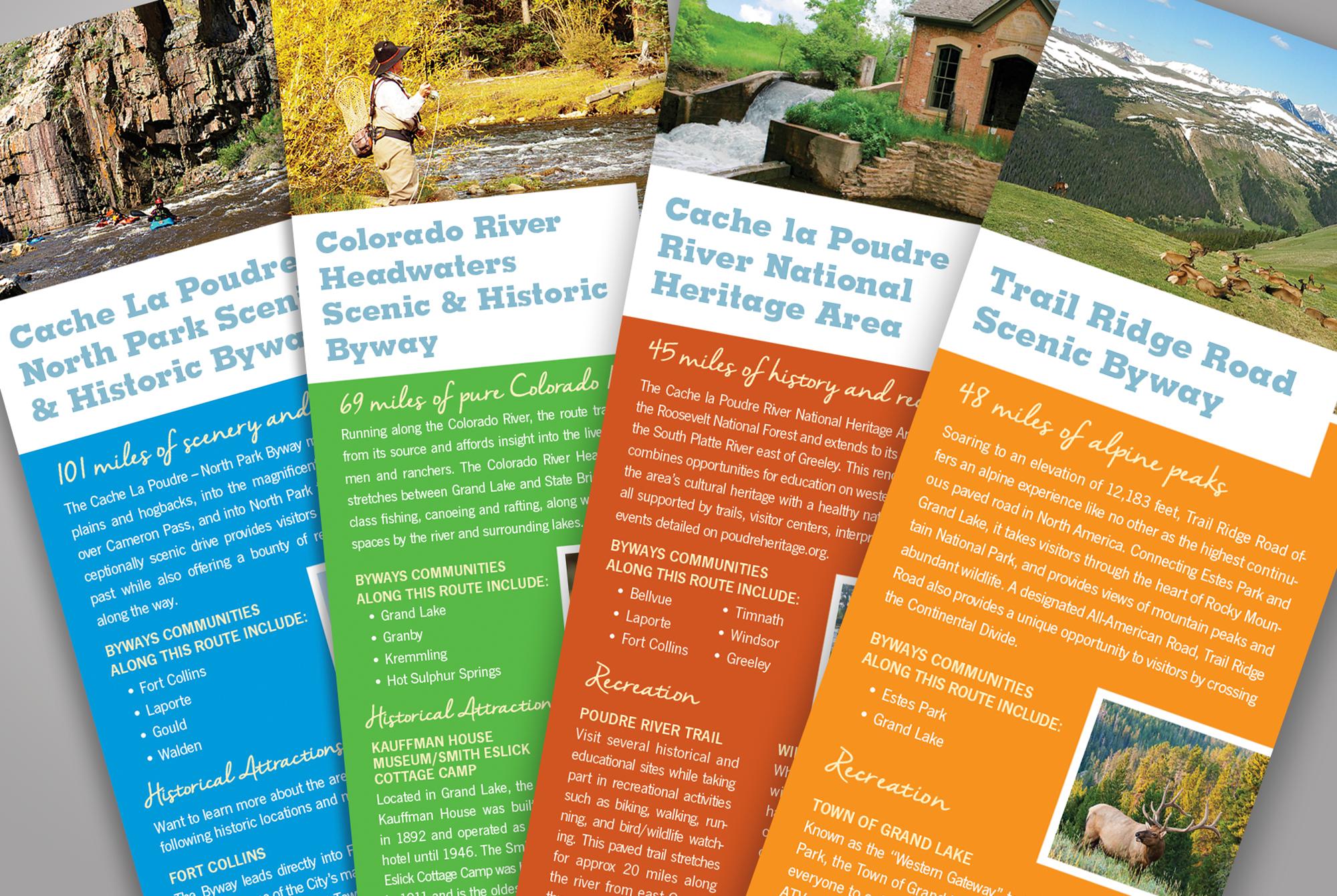 colorado city marketing materials
