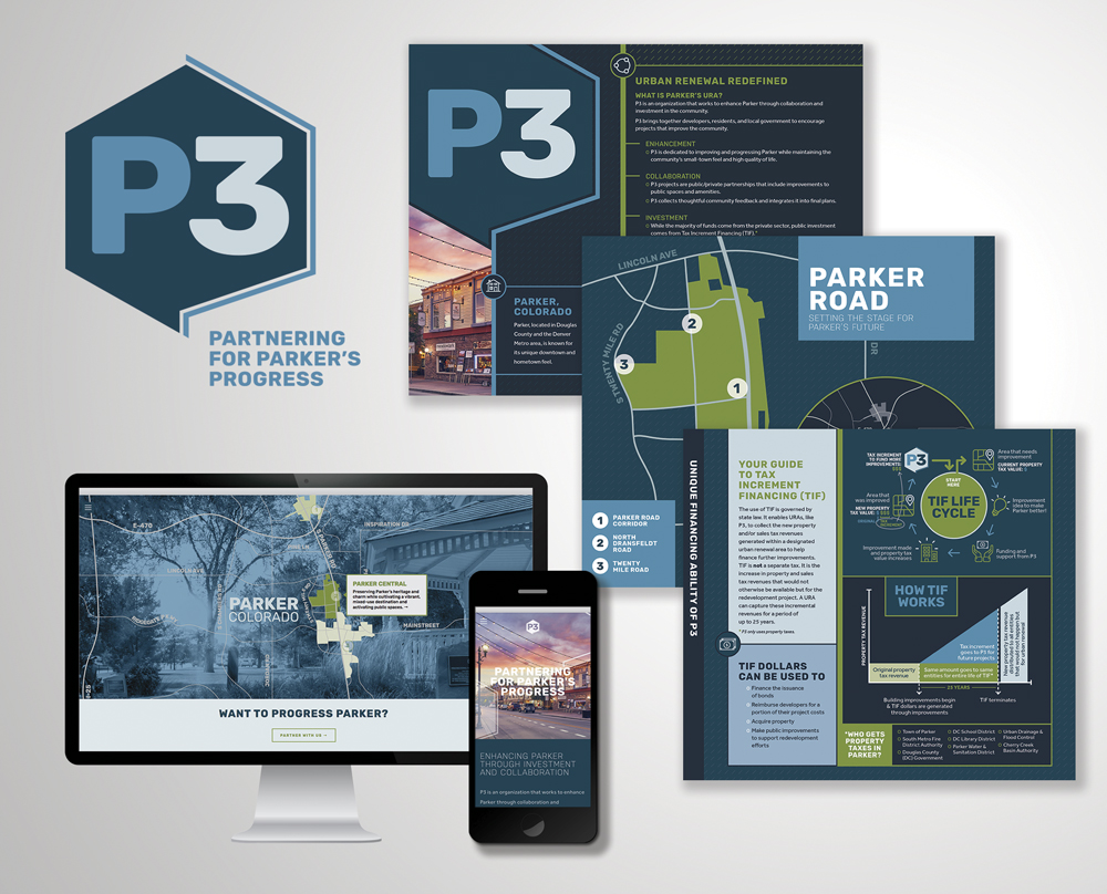P3: Partnering for Parker's Progress