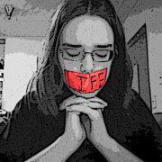 Hannah, Survivor, last year's Day of Silent Solidarity