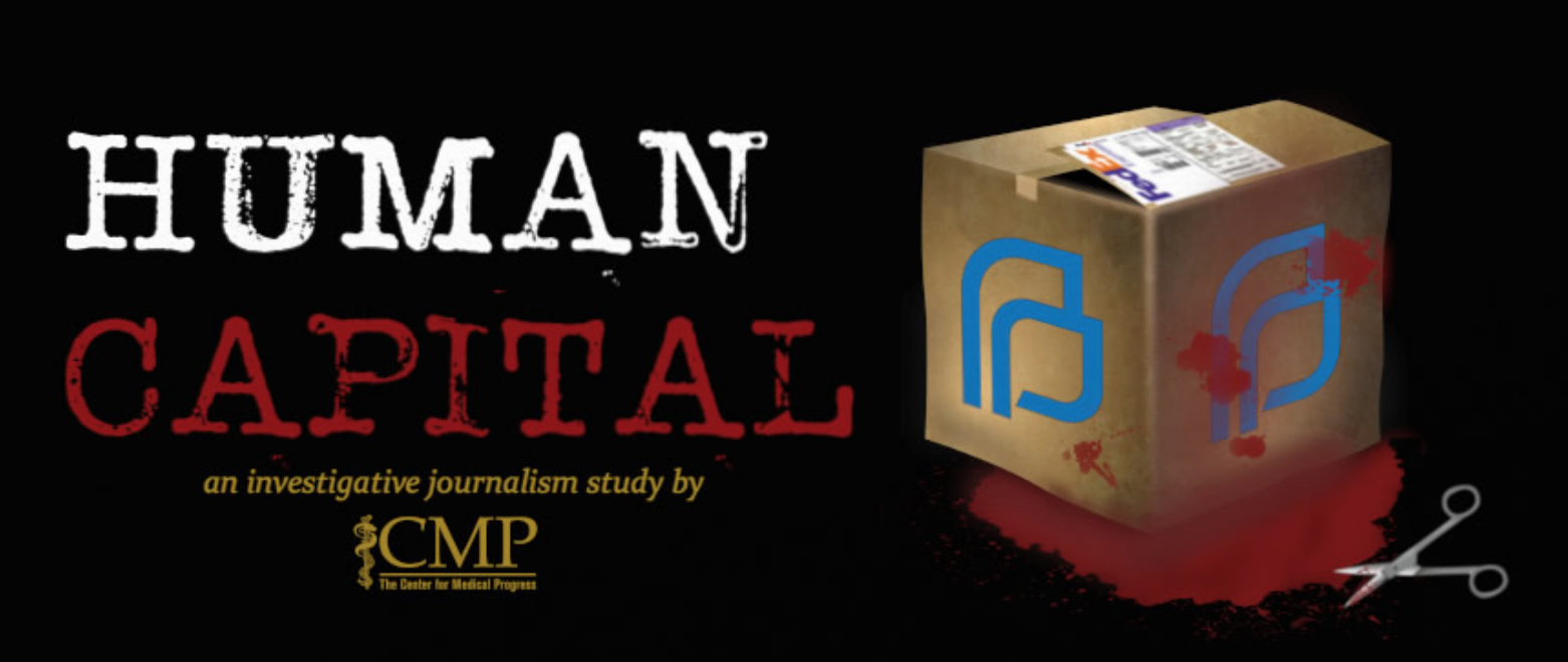 WATCH The SUMMARY VIDEOS OF SPECIFIC UNDERCOVER MEETINGS FROM CMP'S HUMAN CAPITAL PROJECT DOCUMENTING PLANNED PARENTHOOD'S SALE OF BABY BODY PARTS.