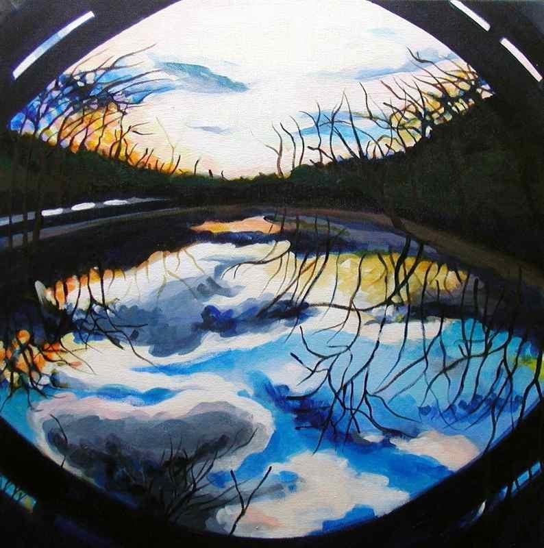 Forbidden Drive Kaleidoscope