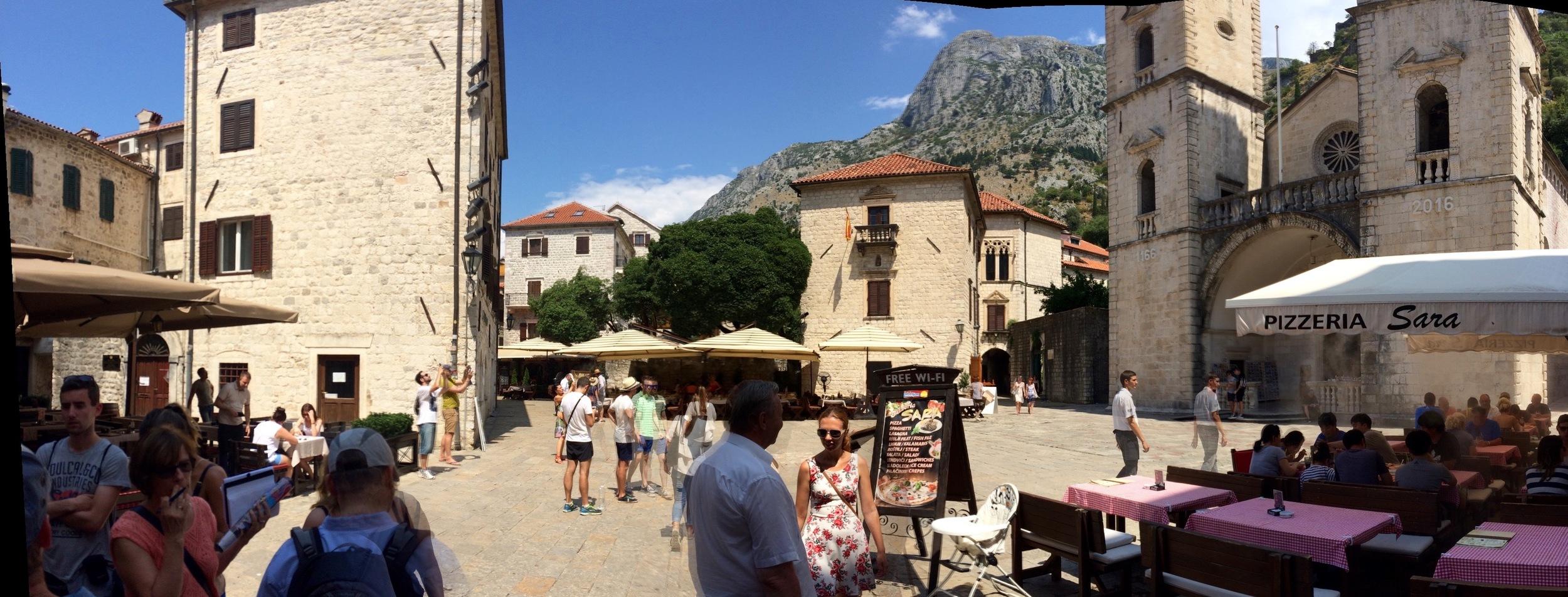 Kotor, Montenegró