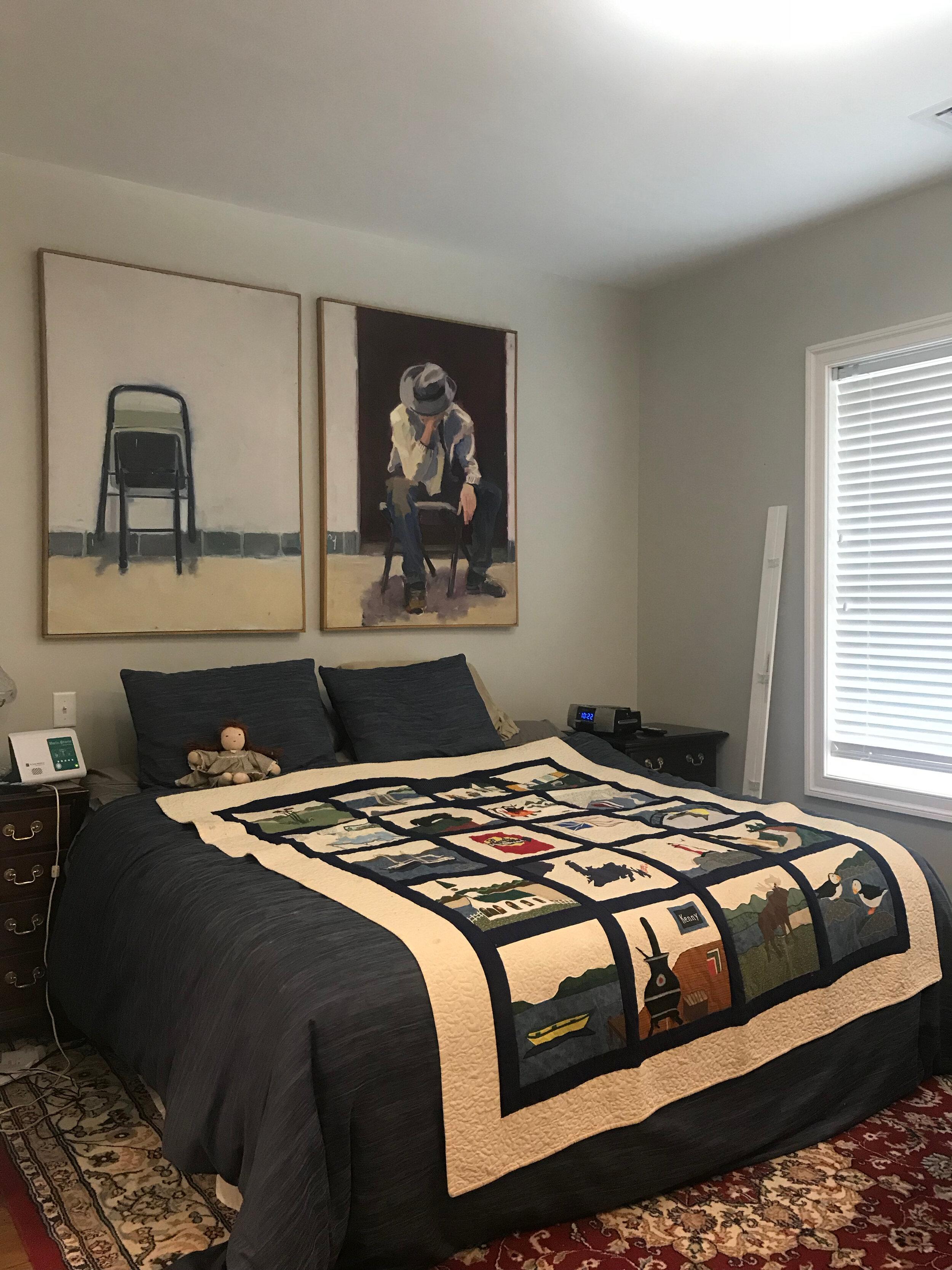 Ken's new bedroom