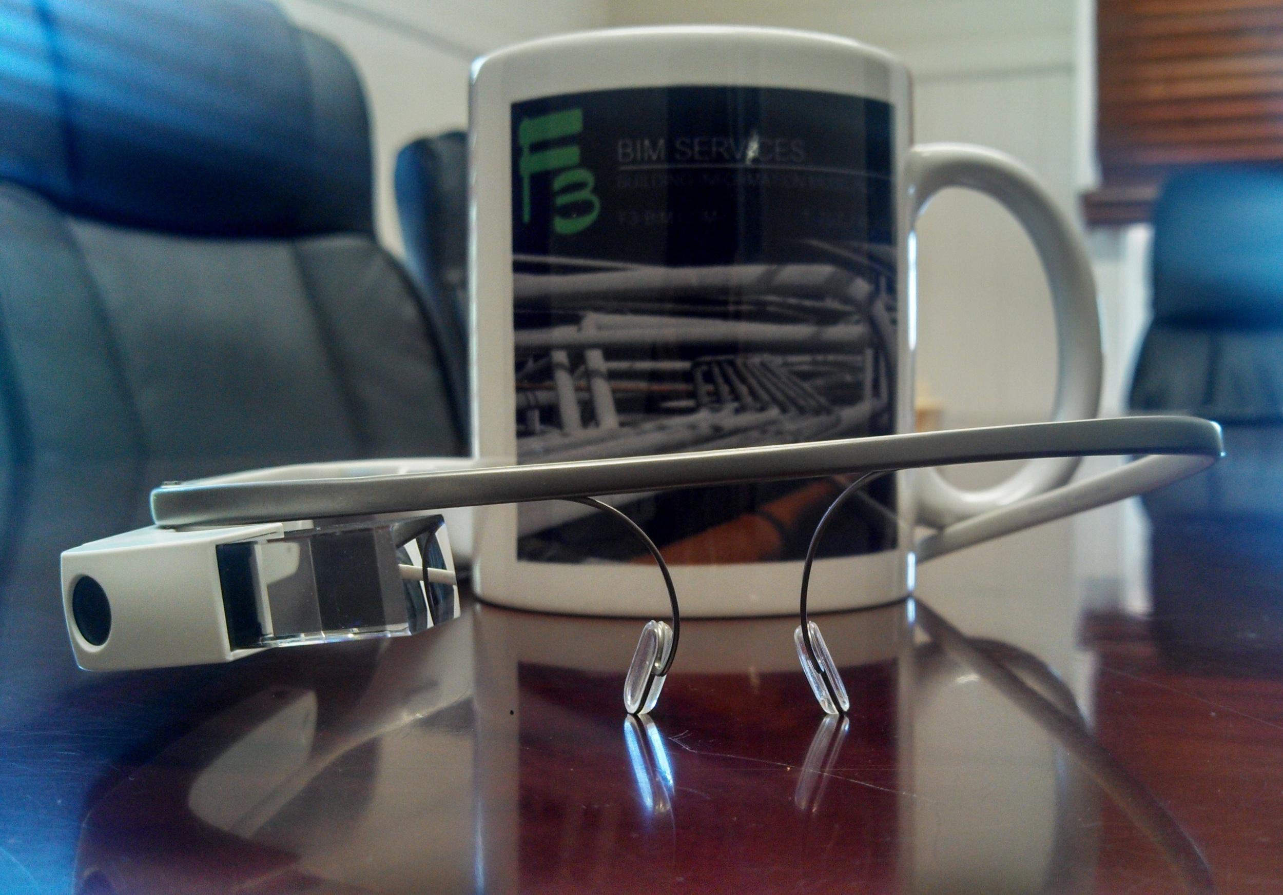 The F3 Google Glass #Awesomenessness