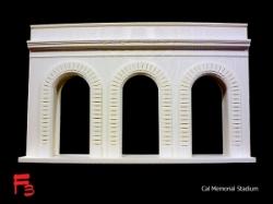 University of California Memorial Stadium - 3D Print