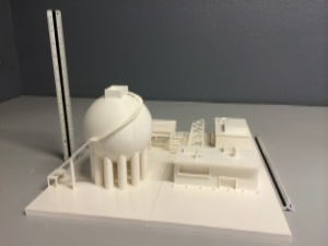 3D Printed Refinery