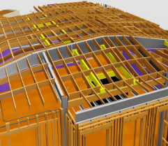 F3 3D Modeling from Point Cloud Data