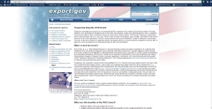 Export.gov is a good website for all your ATA Carnet questions.