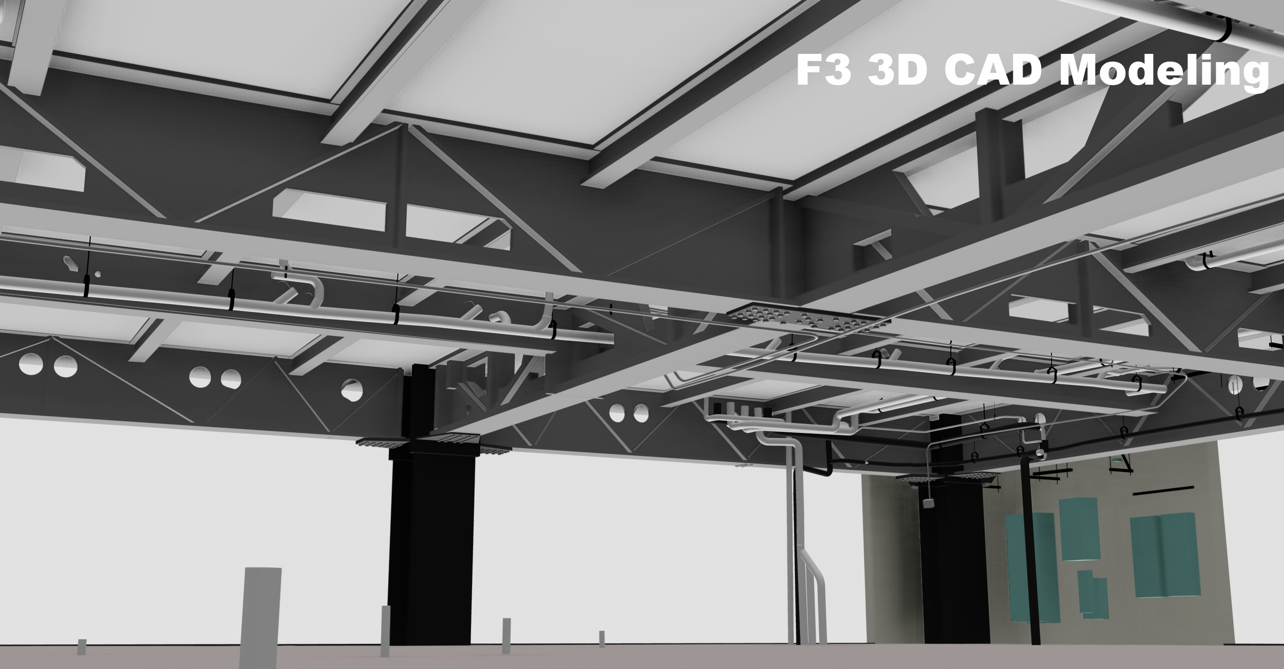 F3 CAD Modelling Services
