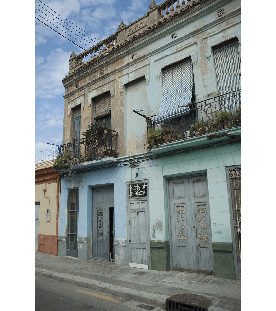 Barrio del Cabanyal-Canyamelar