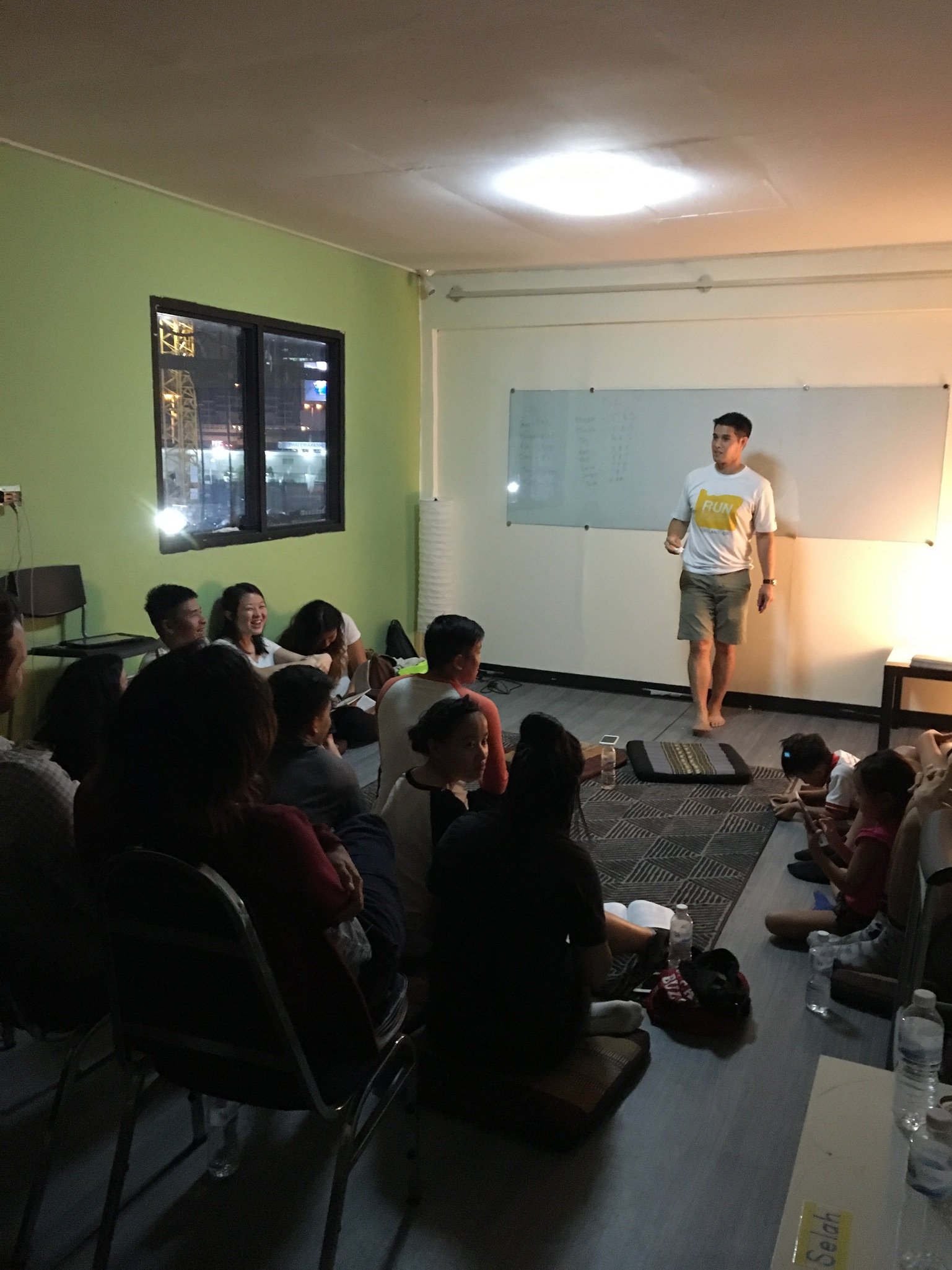 Discipleship Training '17