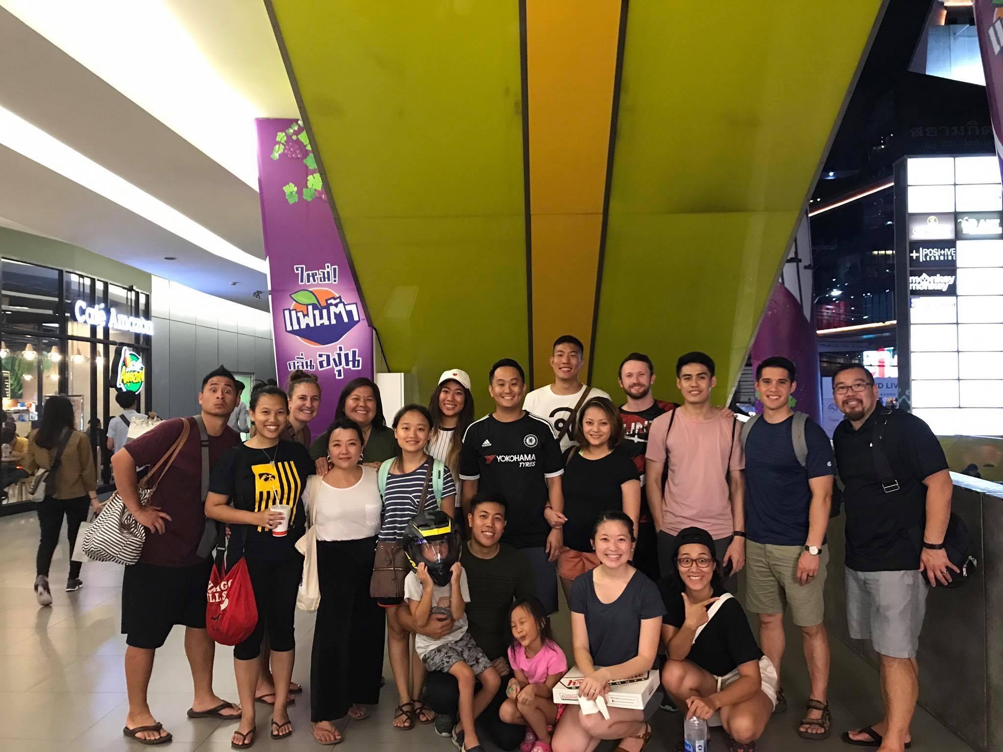 Bangkok '17 Team