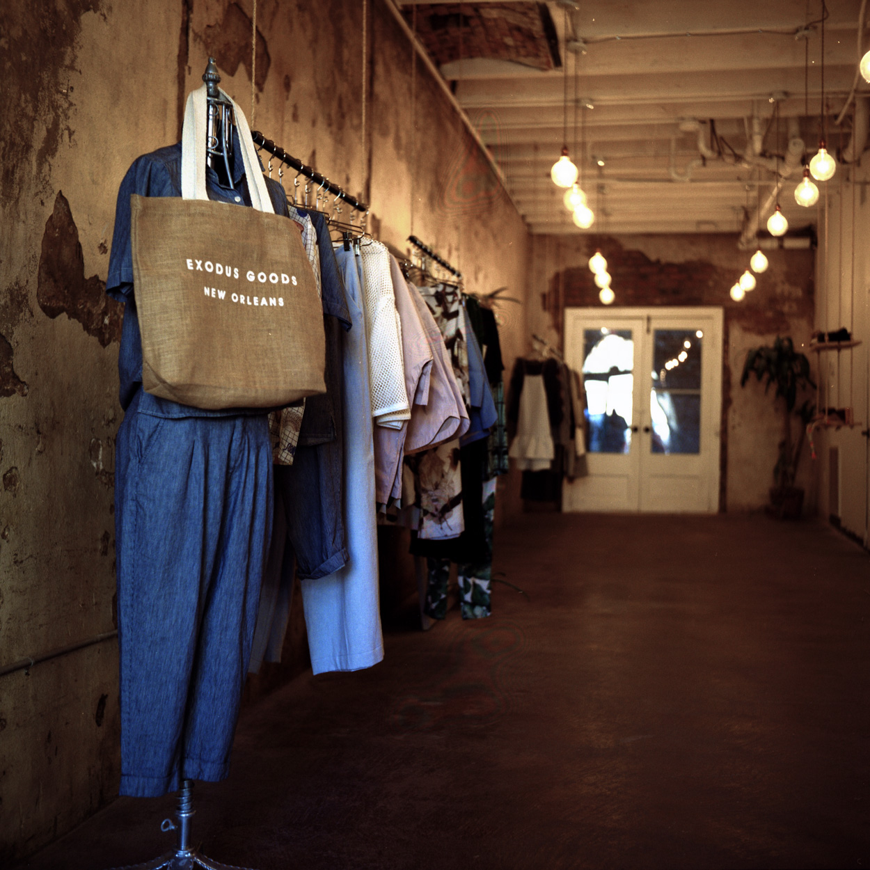 Exodus Goods, located in the French quarter is the go-to fashion spot for the locals. It also helps that Solange is a regular here.