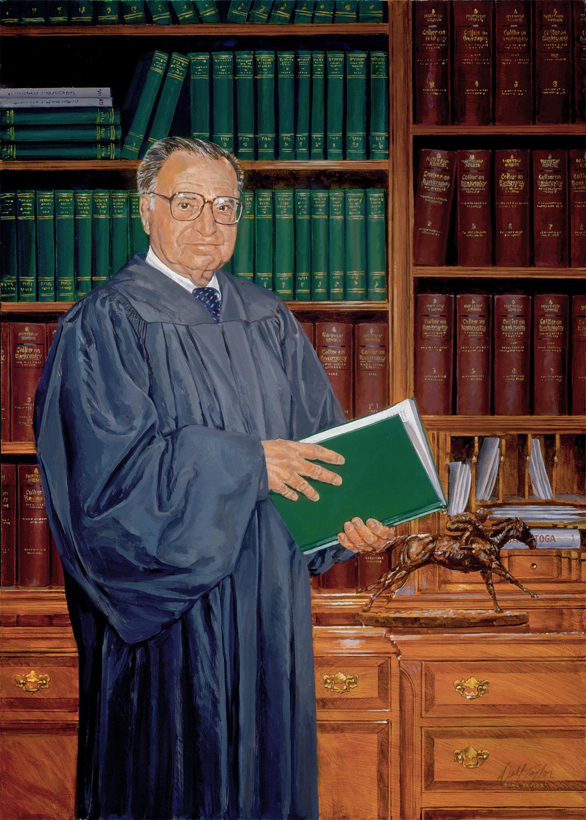 US District Bankruptcy Judge  Charles J. Marro.jpg