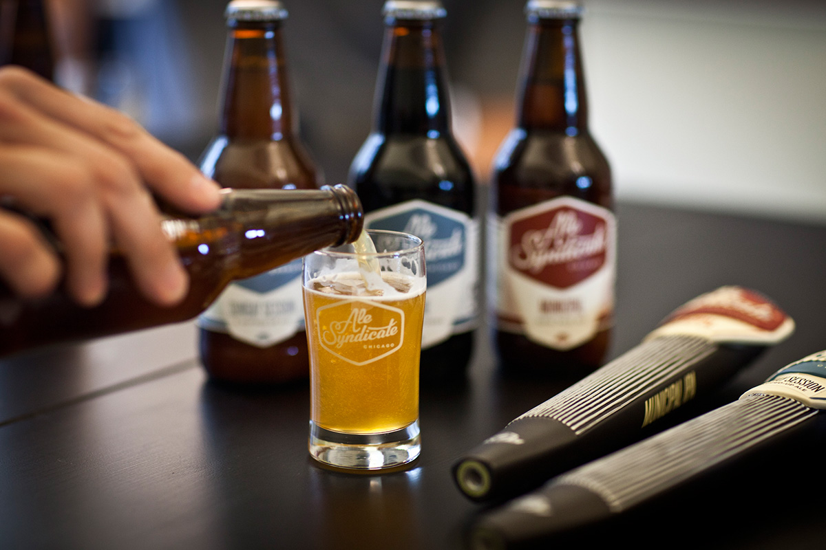 Fresh Pours: Sampling Ale Syndicate's flagship brews Richie, Sunday Session & Municipal