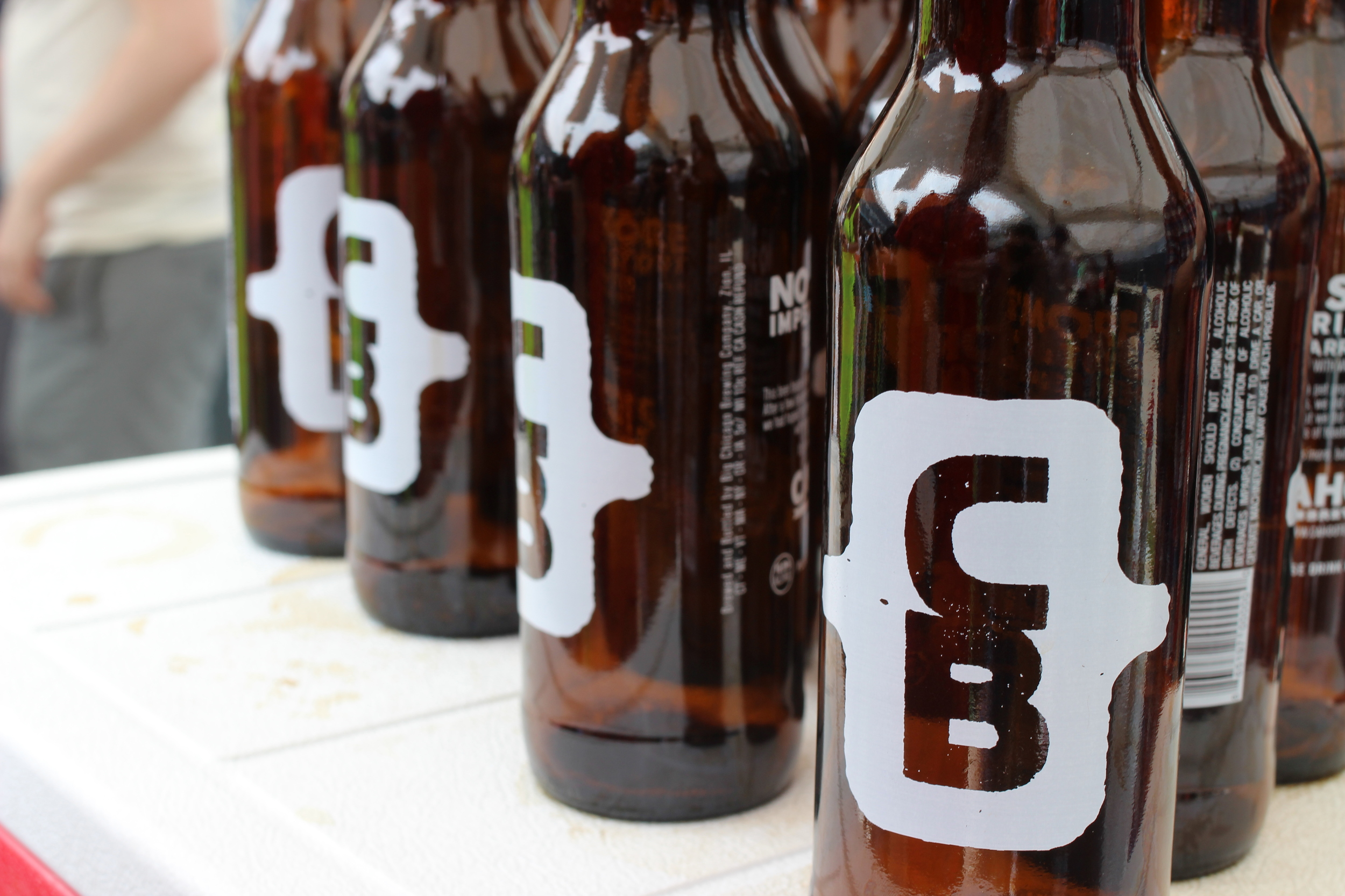 Cahoots Brewing No S'more Imperial Stout bombers