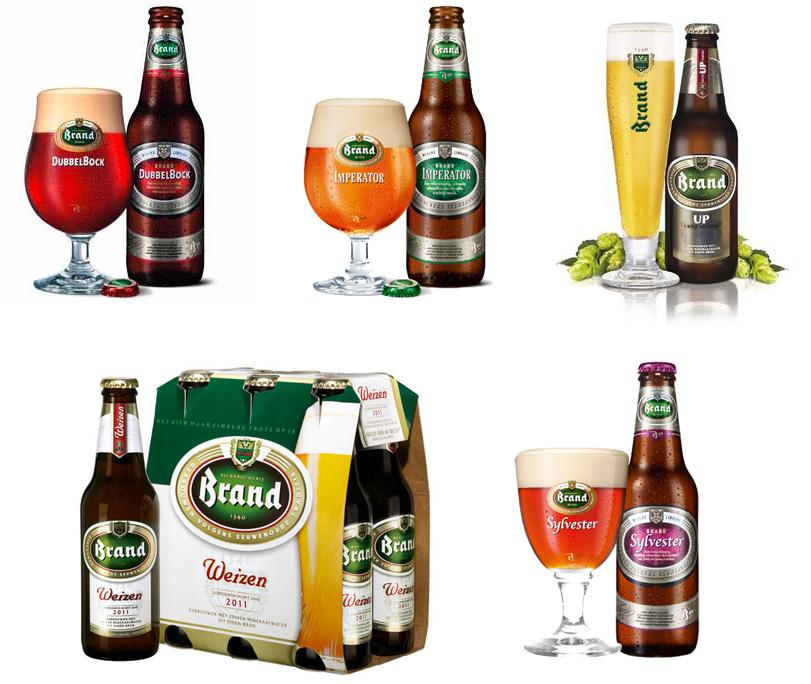 The beer offerings, before.