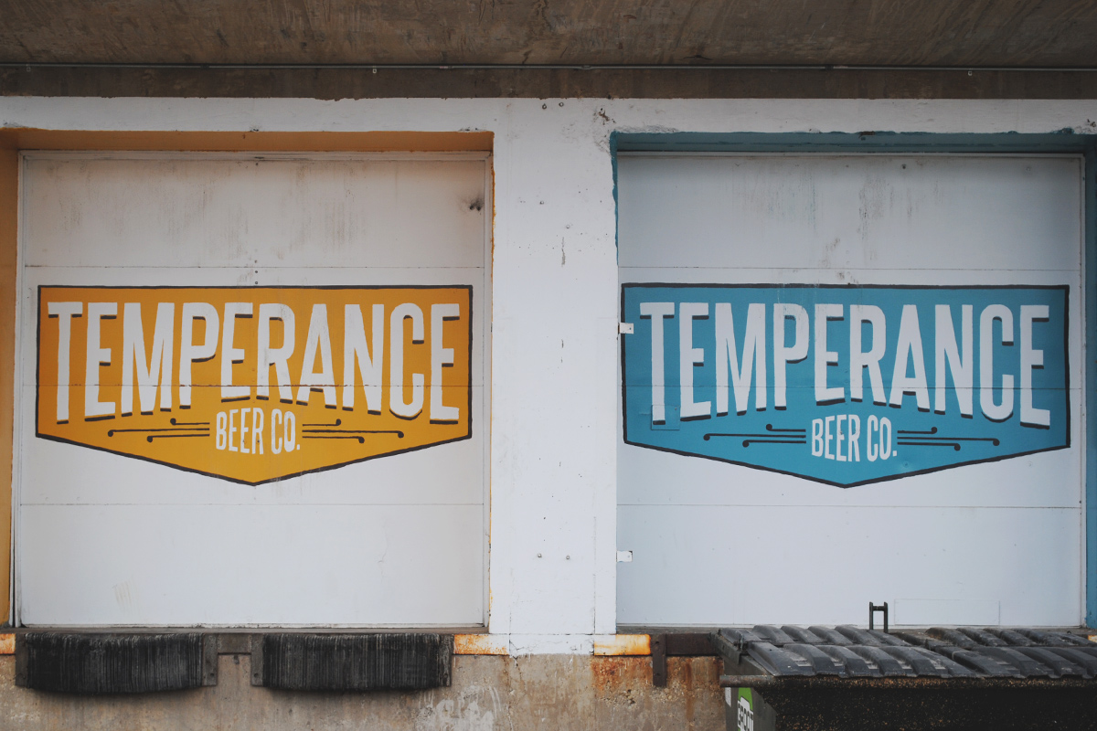 Keep with the back-alley theme, with a pitstop at Temperance.  (Photo by J. Muldowney)