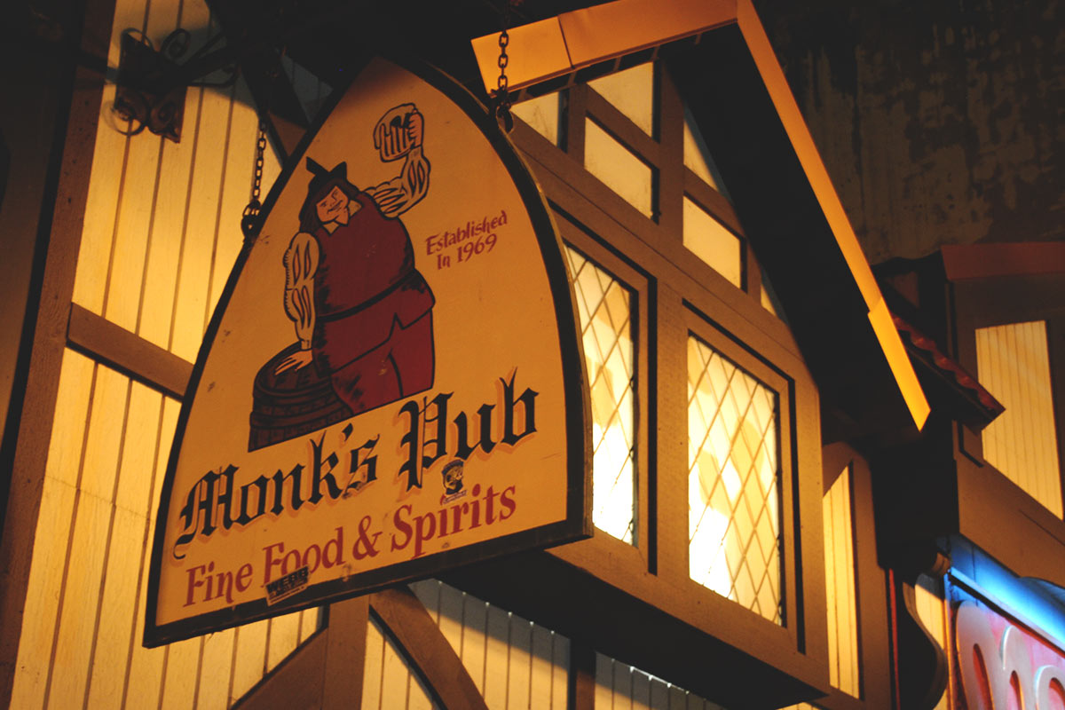Monk's is a craft anchor inthe northwest Loop.