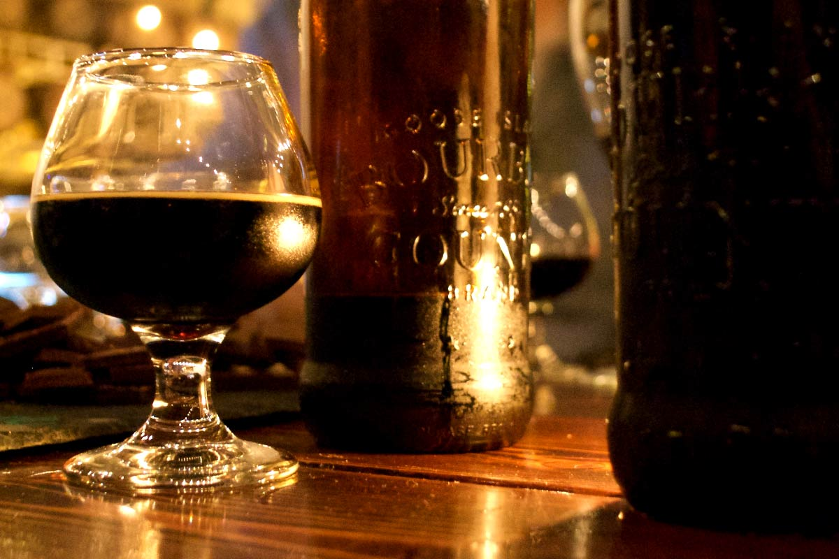 BCBS Rare, aged in 35-yr Heaven Hill Barrels, was well sought after this year. [Photo: Jack Muldowney]