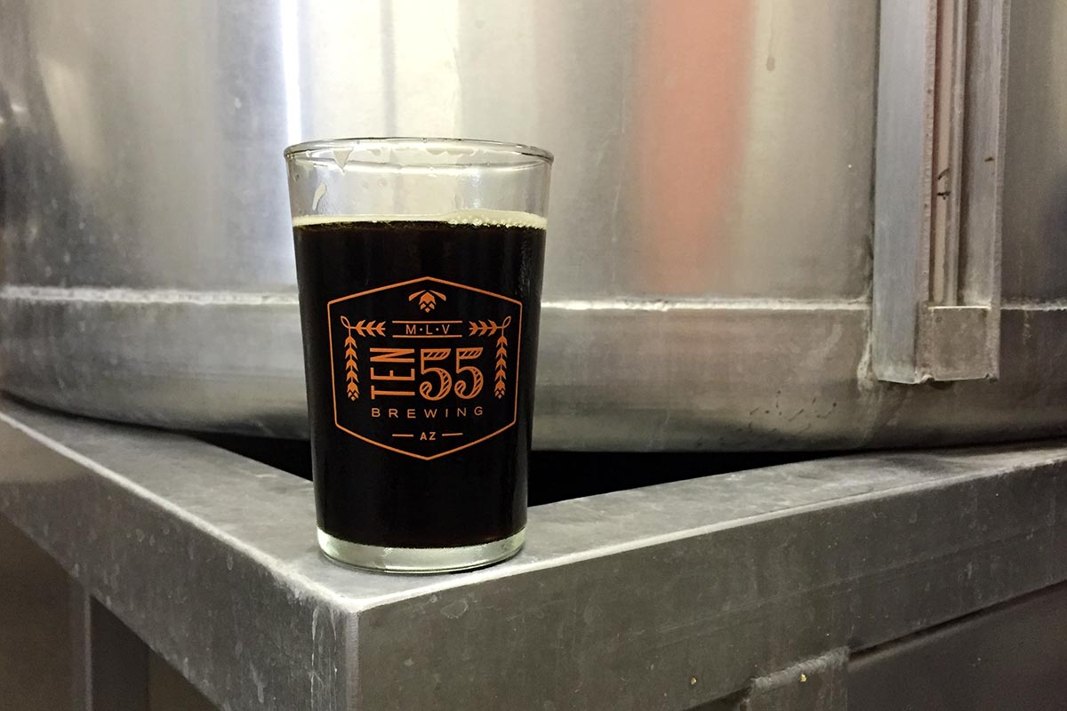 If you make it to their tucked away location, 1055 will reward you with approachable ales.