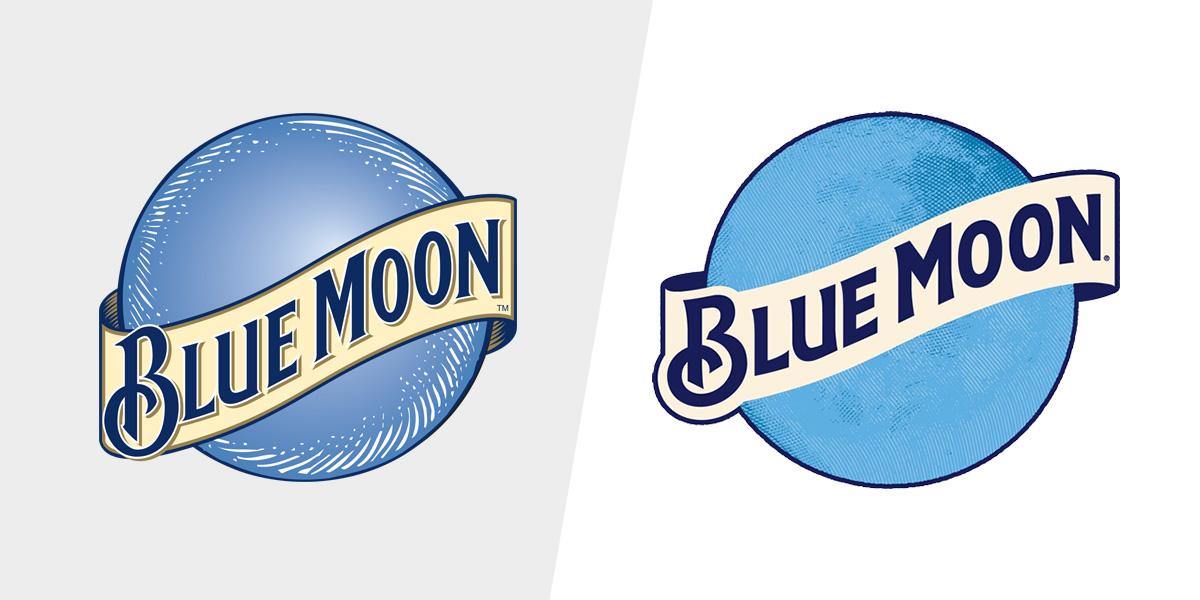 Old logo vs. new