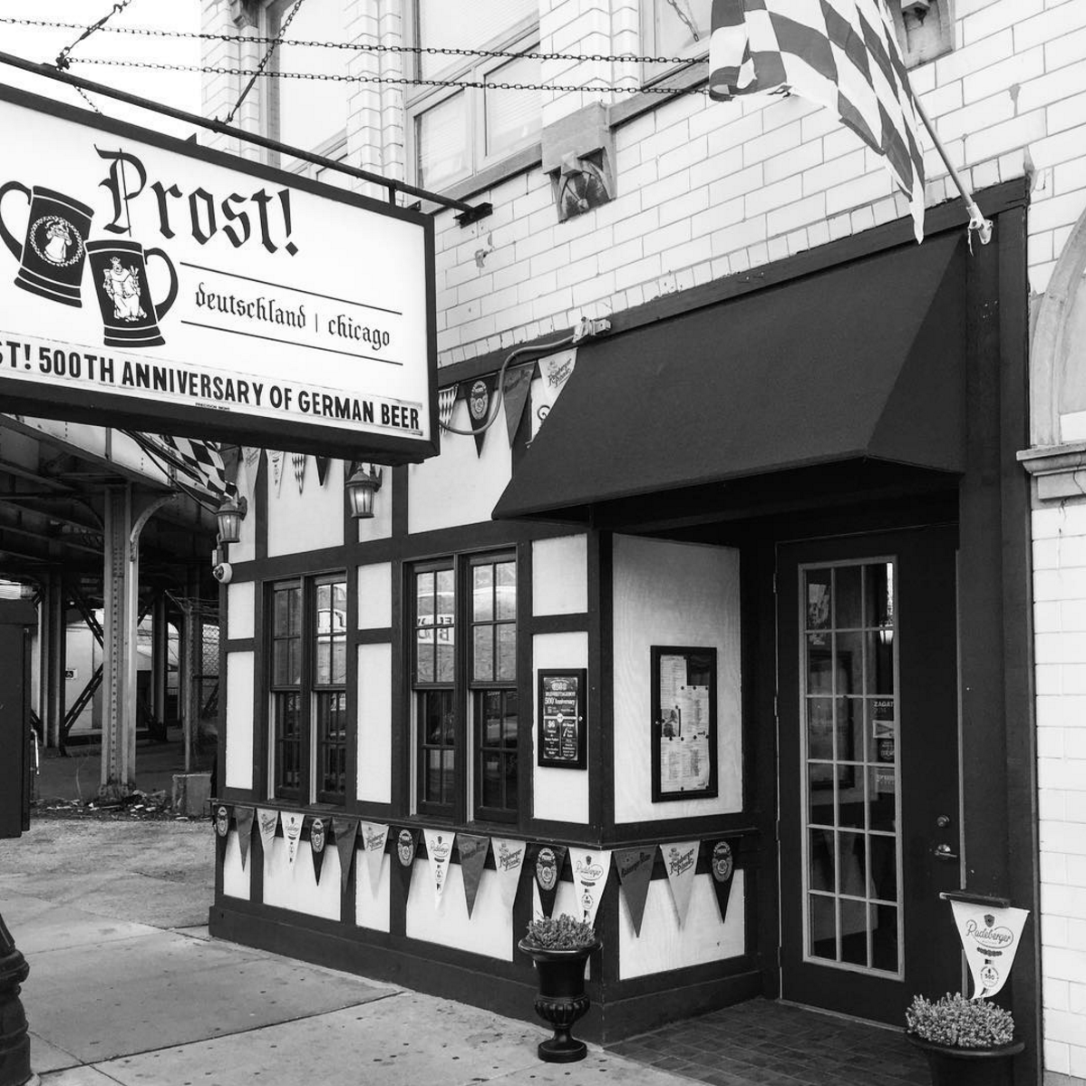 Prost!2566 N. Lincoln Ave. – Lincoln ParkWith a name like 'Prost', you can imagine how boisterous this DePaul area beer hall can get.