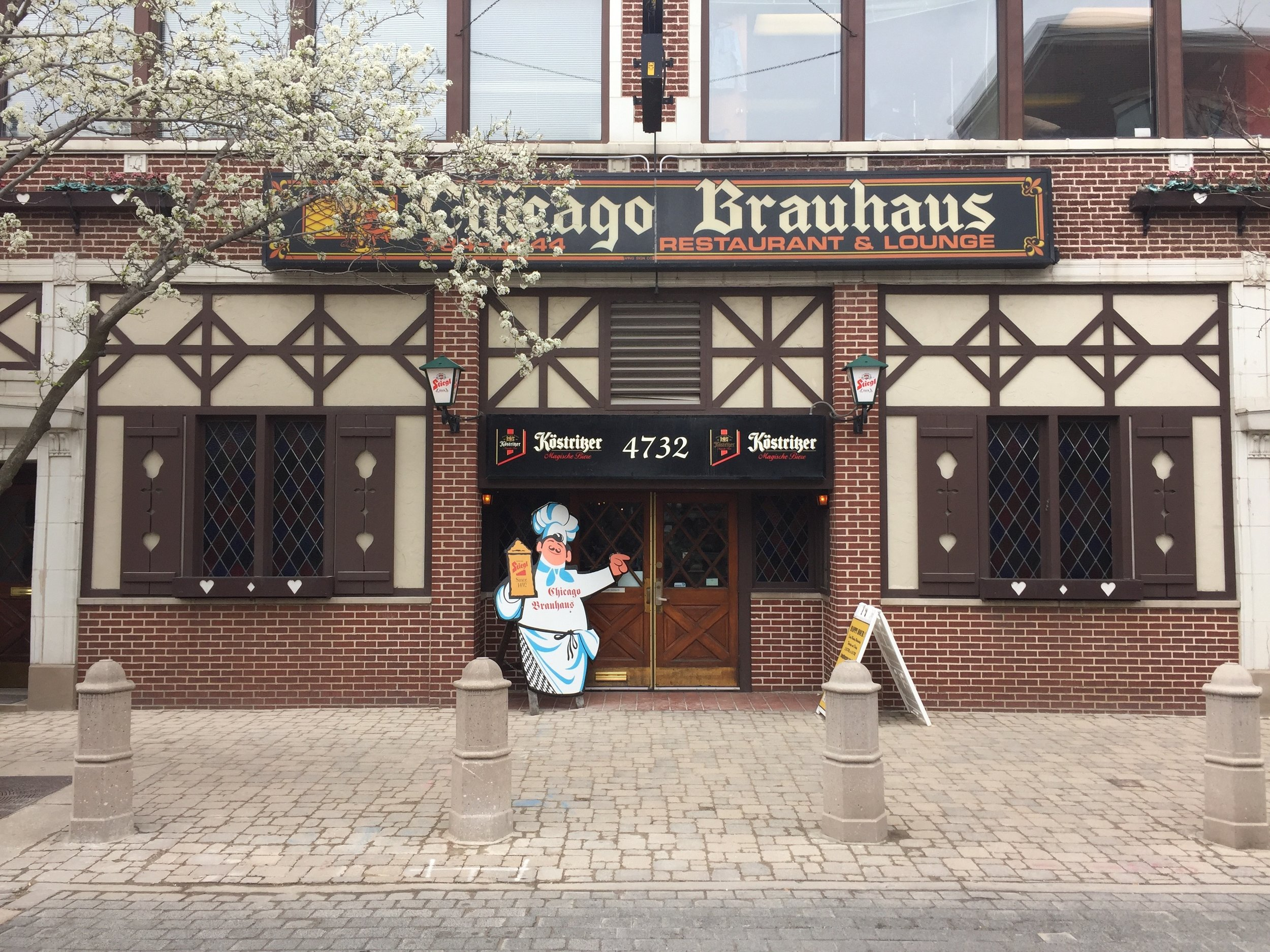 Chicago Brauhaus4732 N. Lincoln Ave. –  Lincoln SquareThis spot on the Square has been slinging grub and pints for 40+ years. Need we say more?