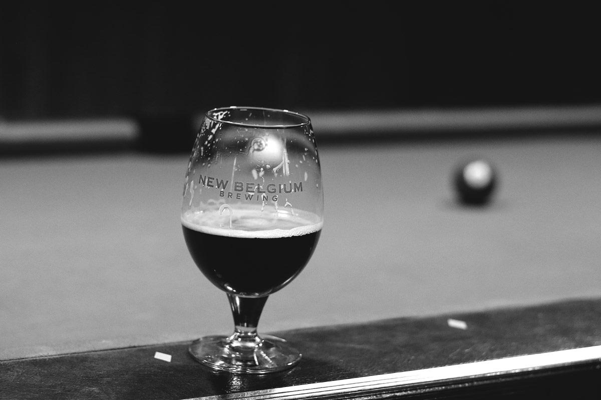 Stop 1: Four Moon Tavern (Roscoe Village) for some  1554 Black Lager  &  La Folie .