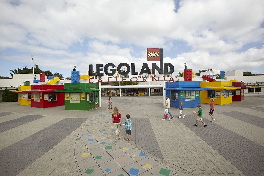 Photo: Legoland