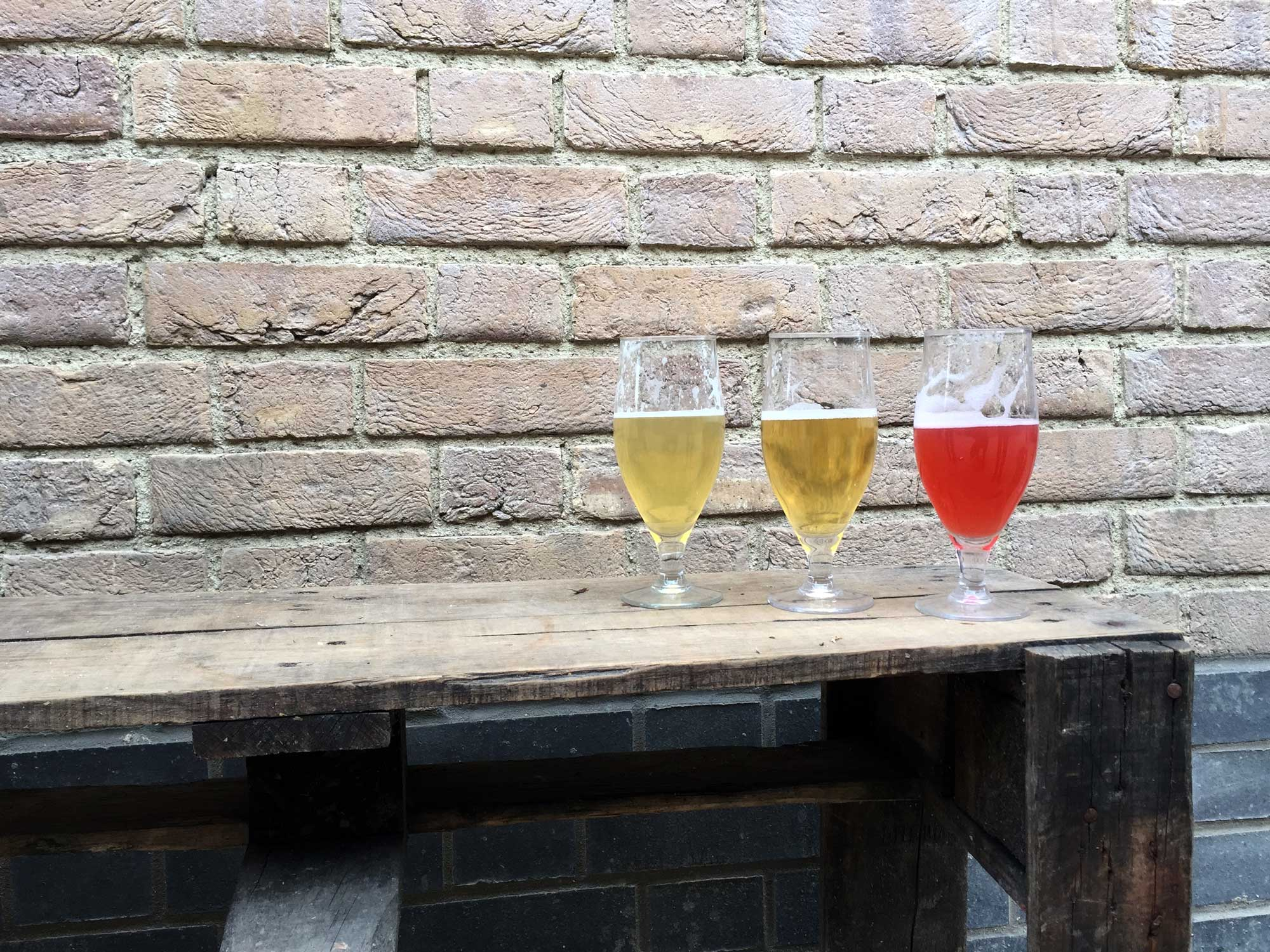 Three sessionable ales from a 2016 Hop Review trip to London's Partizan Brewing.