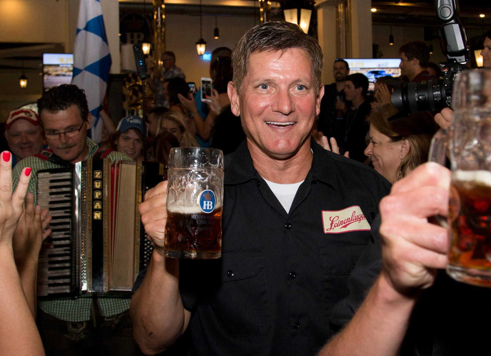 """Chicago is a great beer market…it's a great city."" – Dick Leinenkugel"