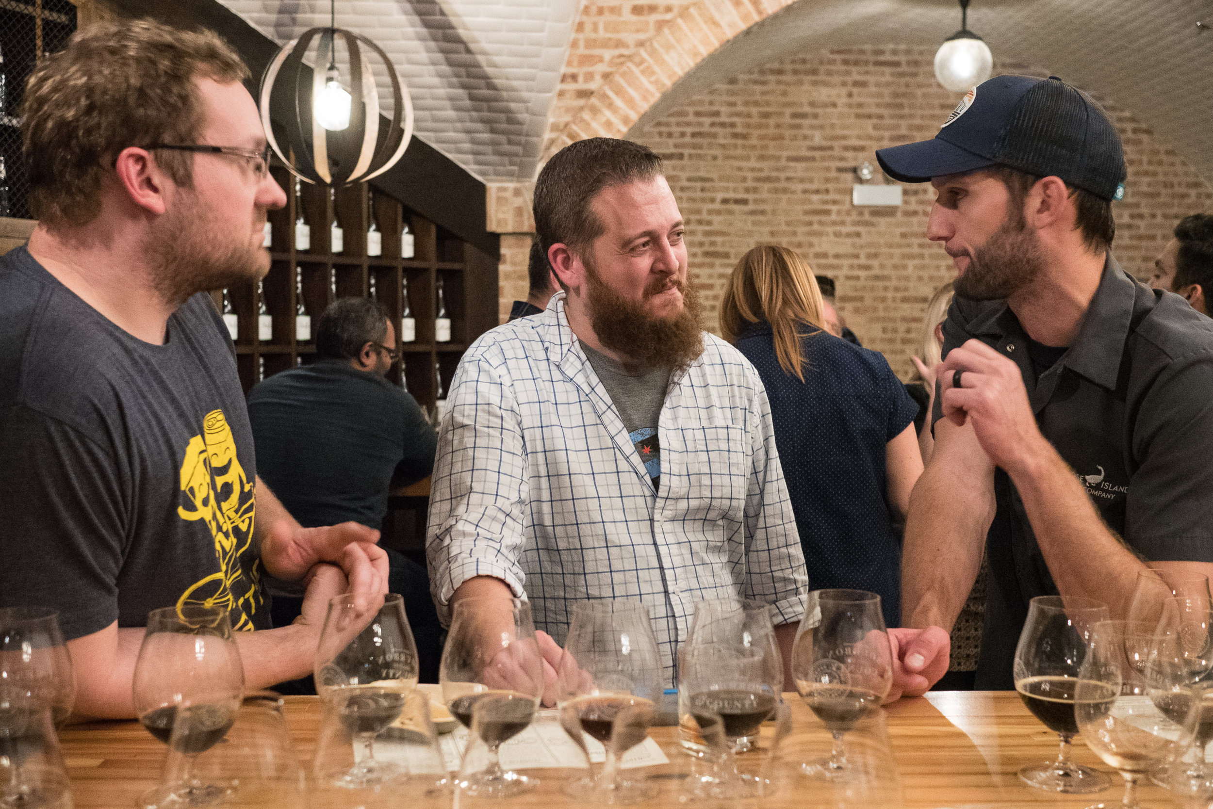 Brewer Quinn Fuechsl talks with Craig & Ryan of the ABV Chicago podcast.
