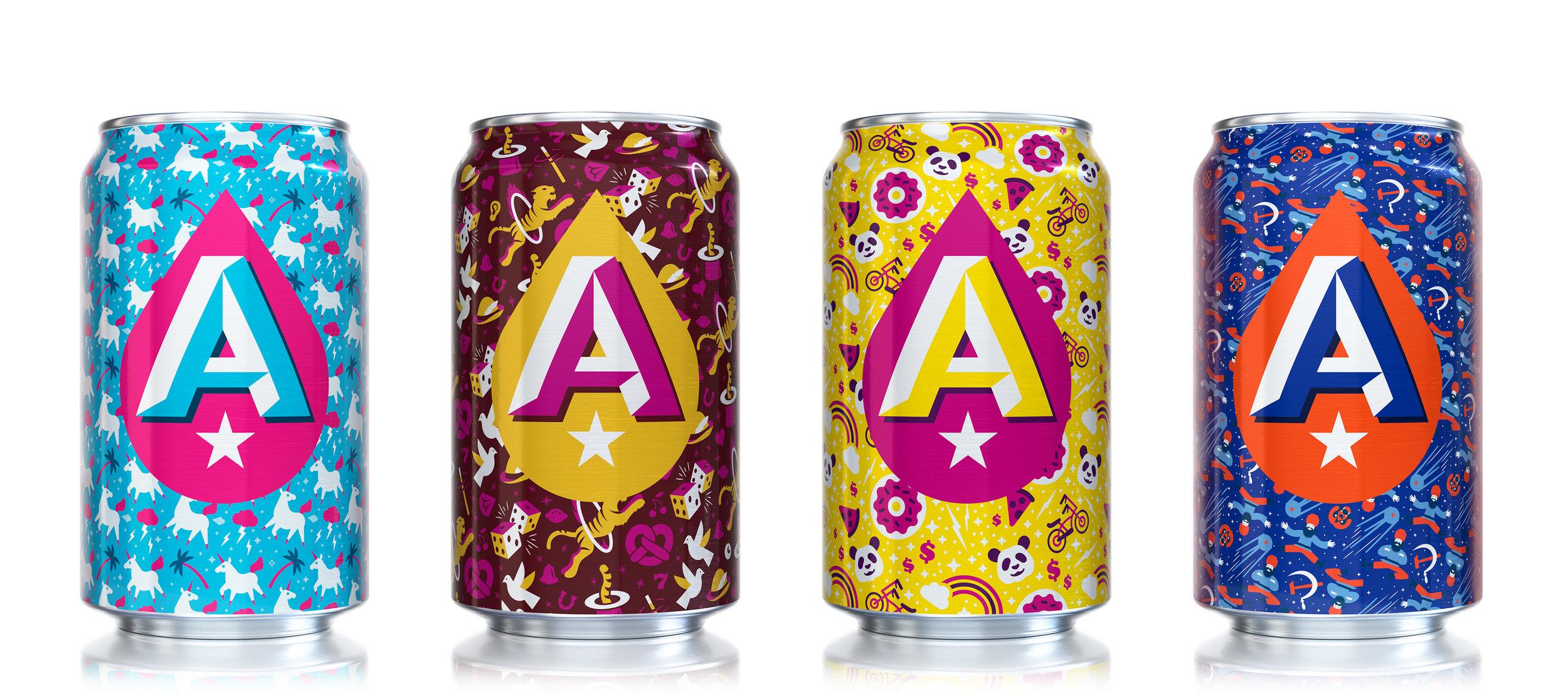 Austin Beerworks' seasonal lineup.