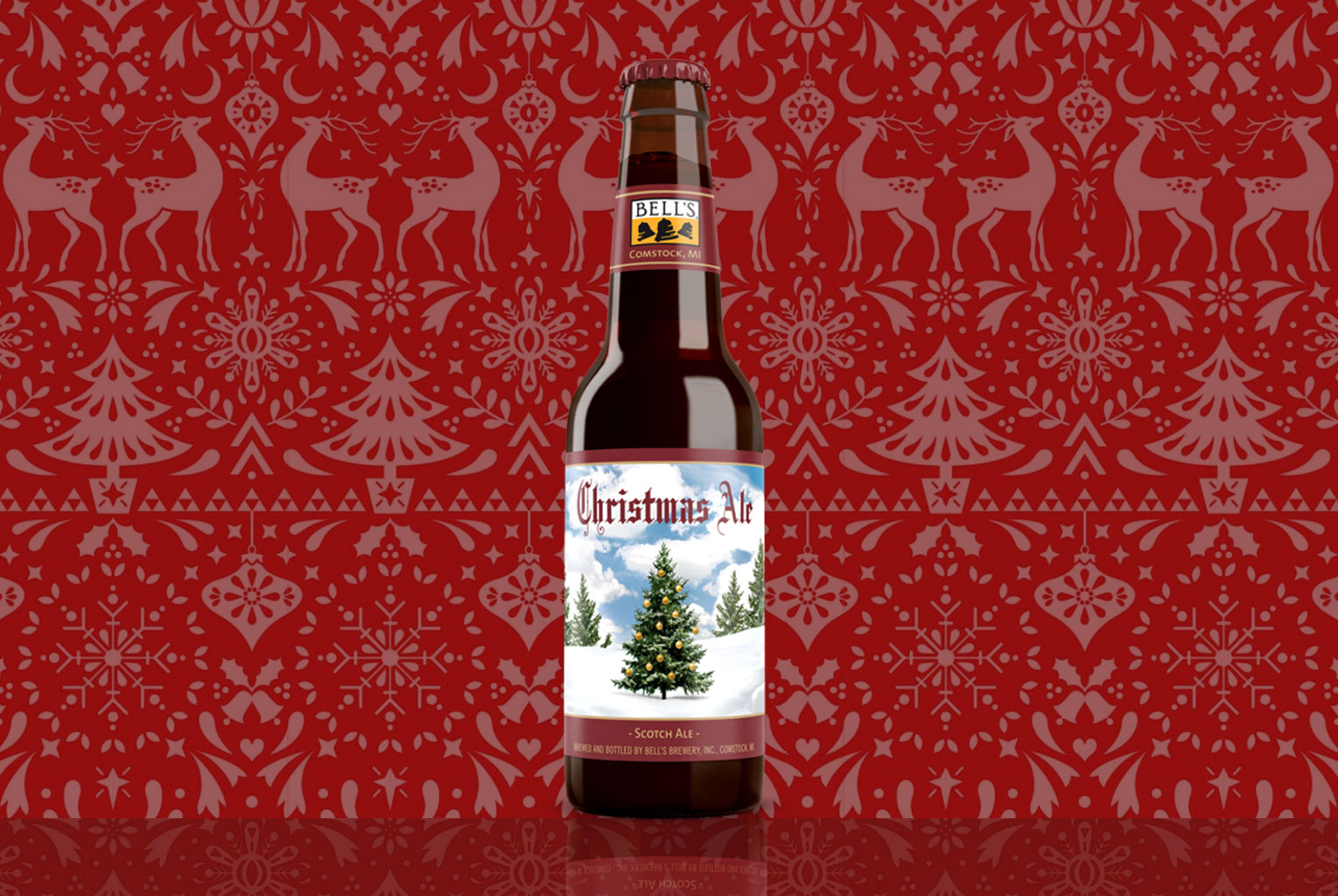Bells Christmas Ale.The Hop Review Beer Interviews Photography Travel