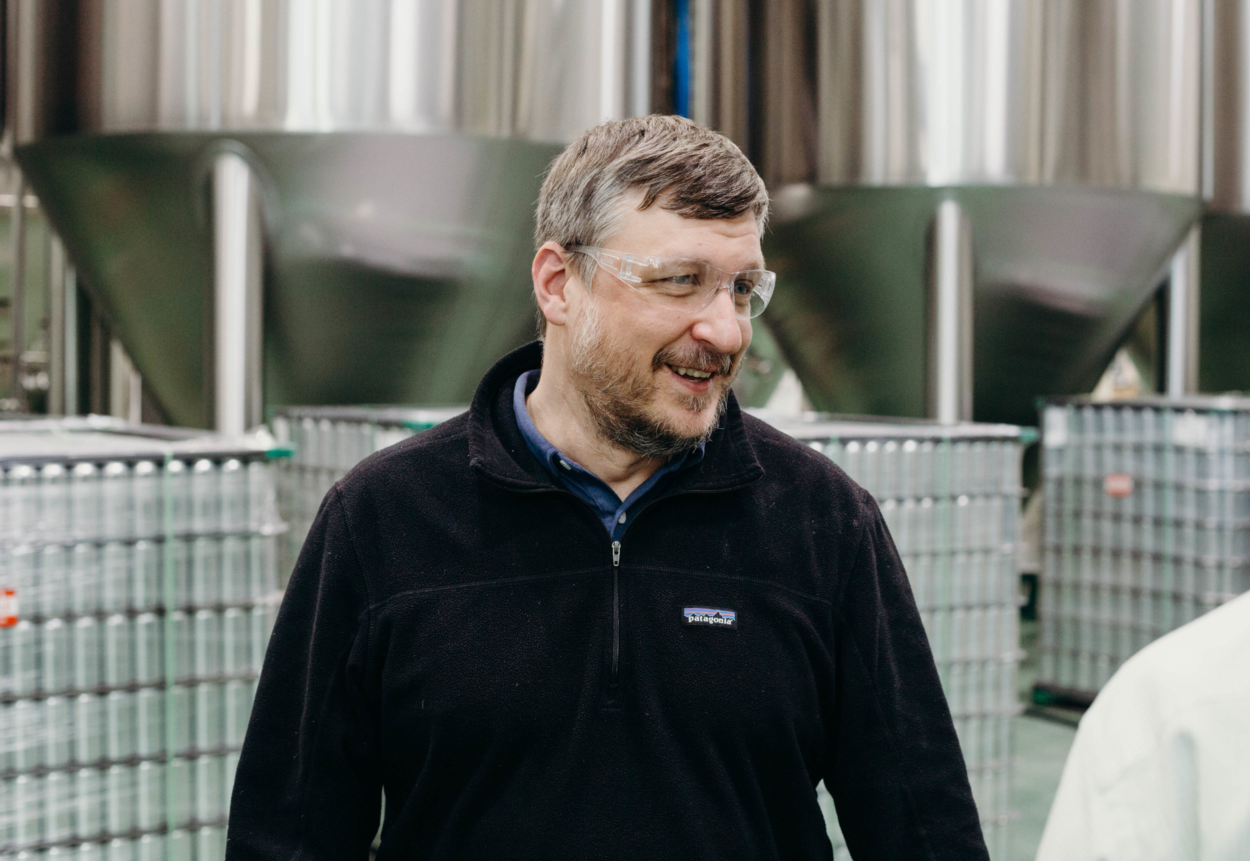 Brewmaster JP Williams.