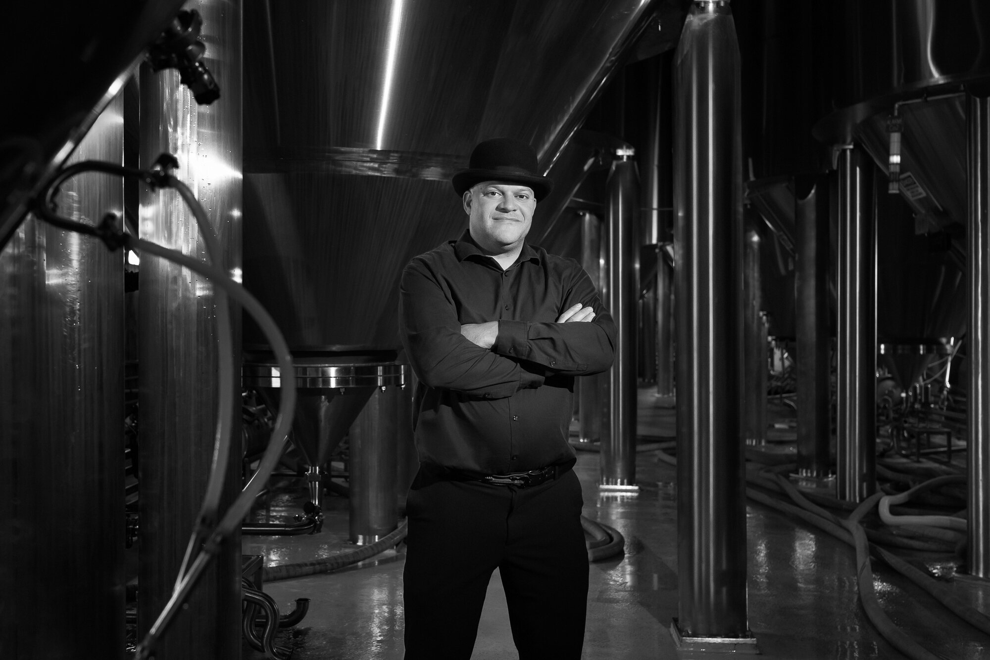 Jerry Vietz, Unibroue Brewmaster since 2007.
