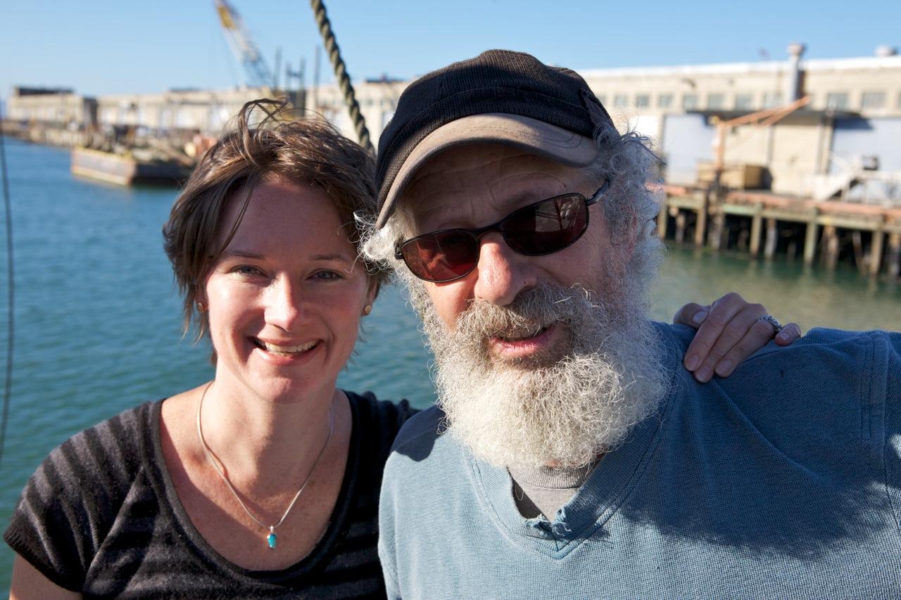 Sabrina Brennan and Kent Roberts