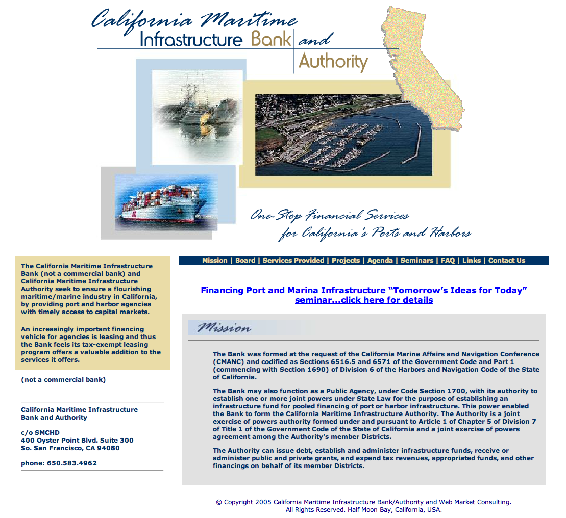 california-Maritime-Infrastructure-Bank-Peter-Grenell-David-Hull