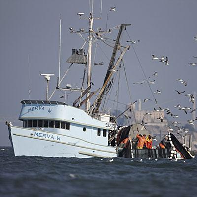 Merva W 60-foot fishing vessel built in 1971
