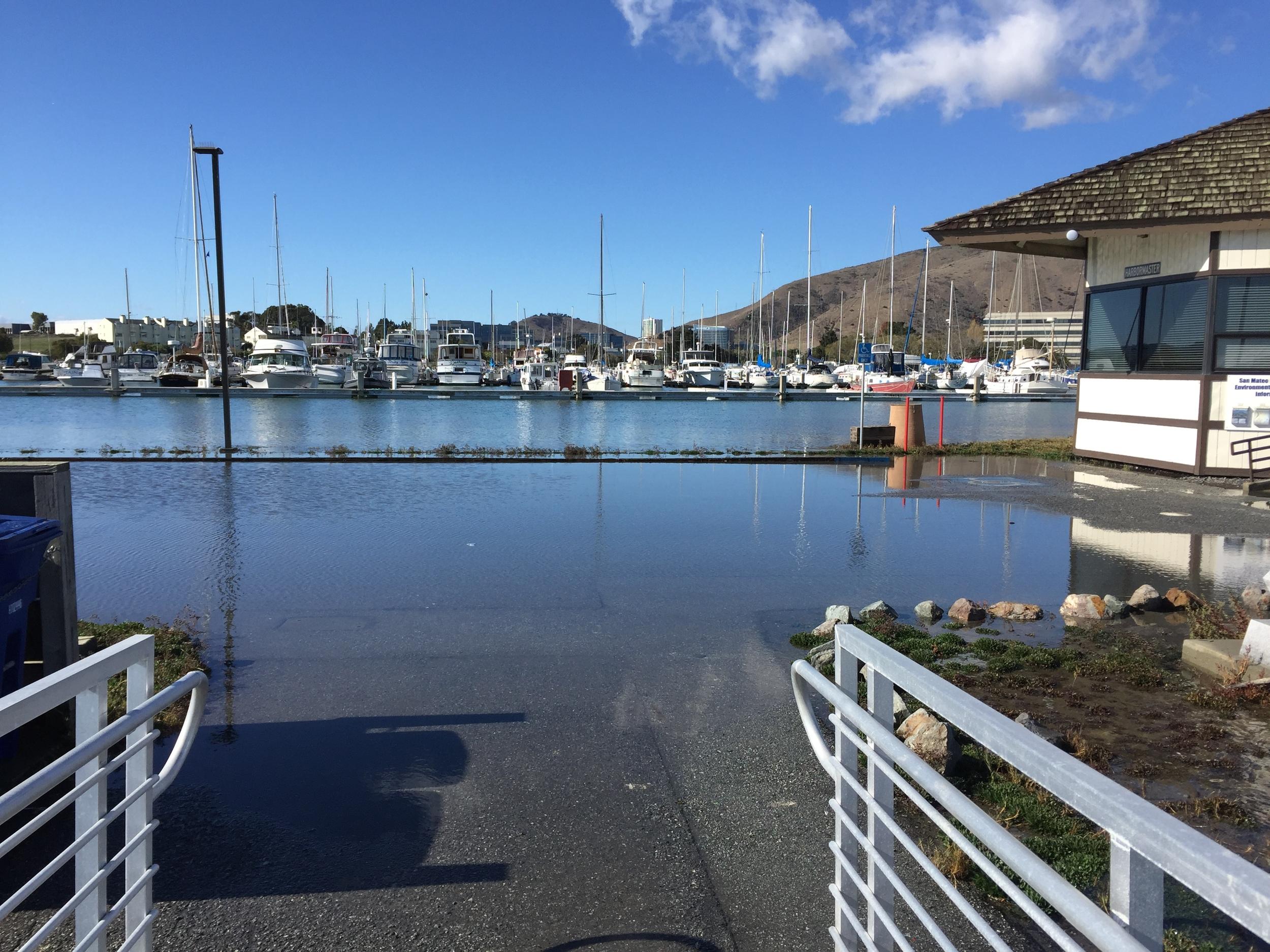 Guest Dock Ramp