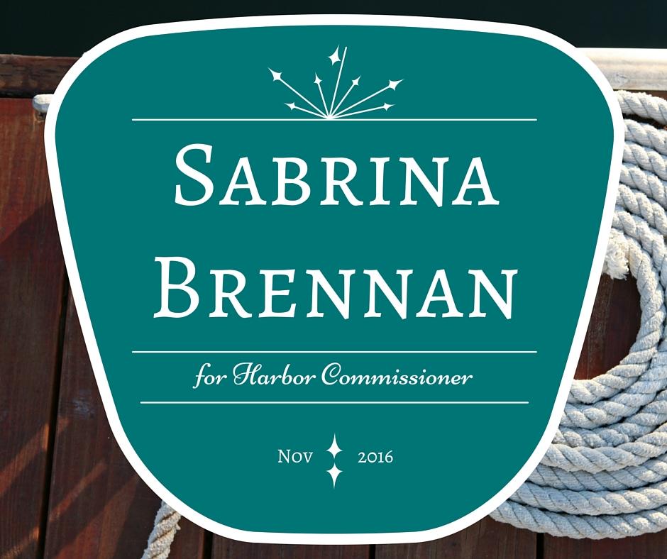 Sabrina Brennan November 2016 Election