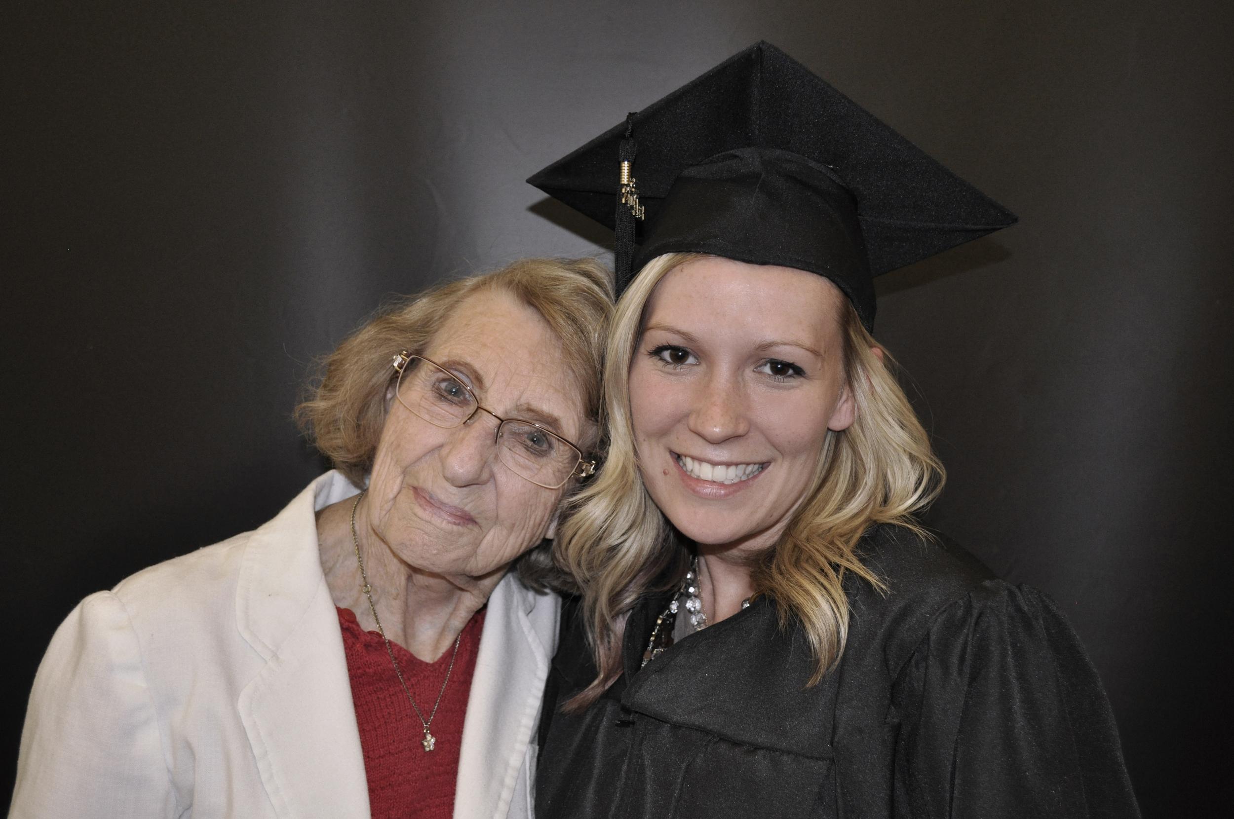 the cutest grandma in the world