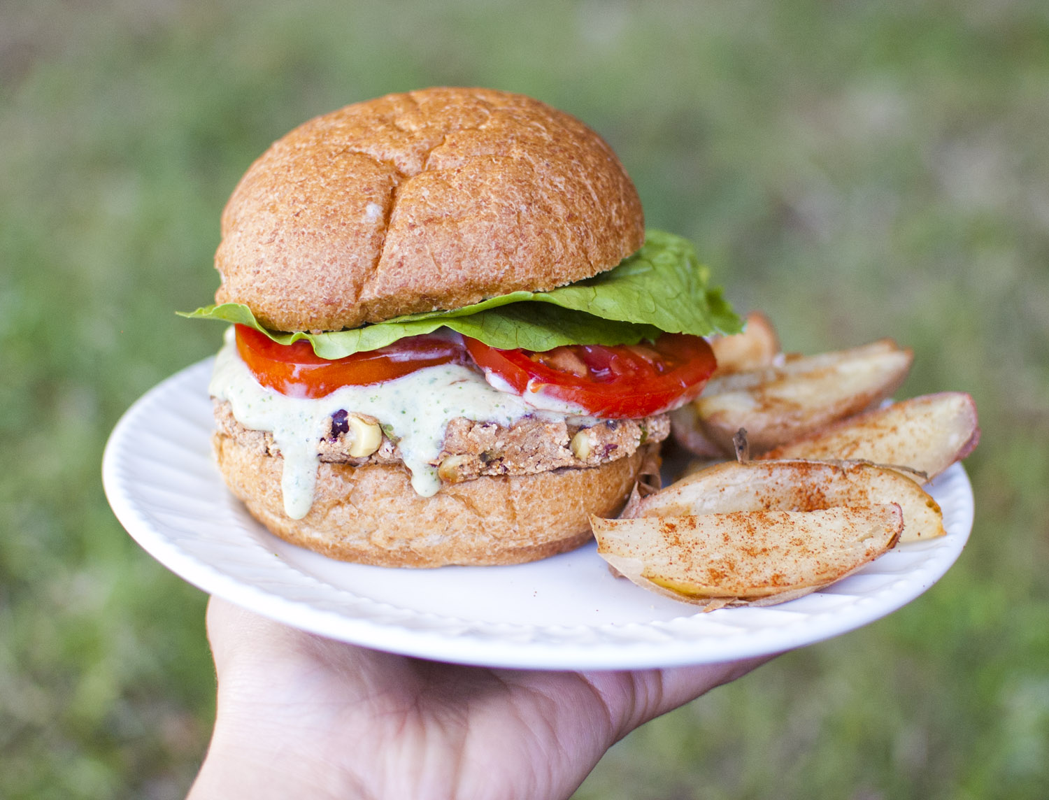 Tamale Burgers from Fo Reals Life