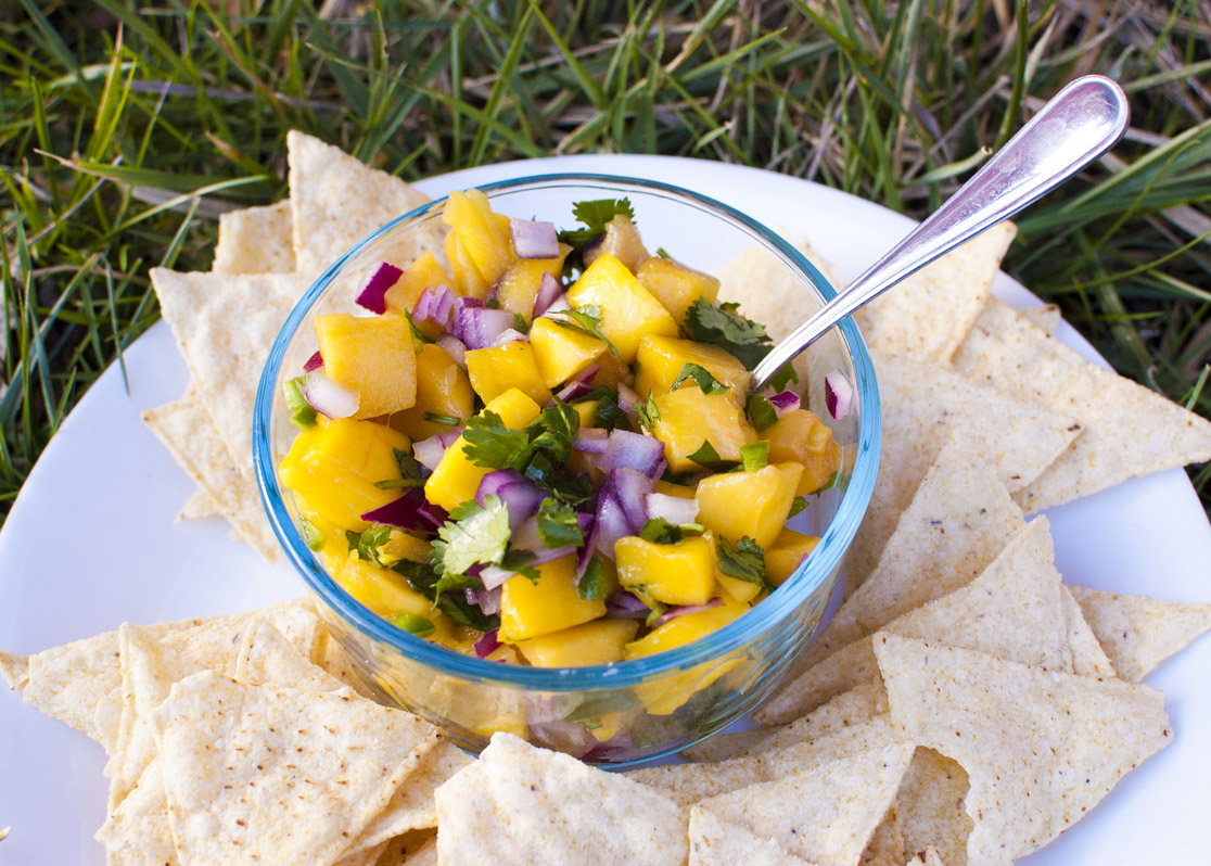 Mango Salsa - Simply Healthy
