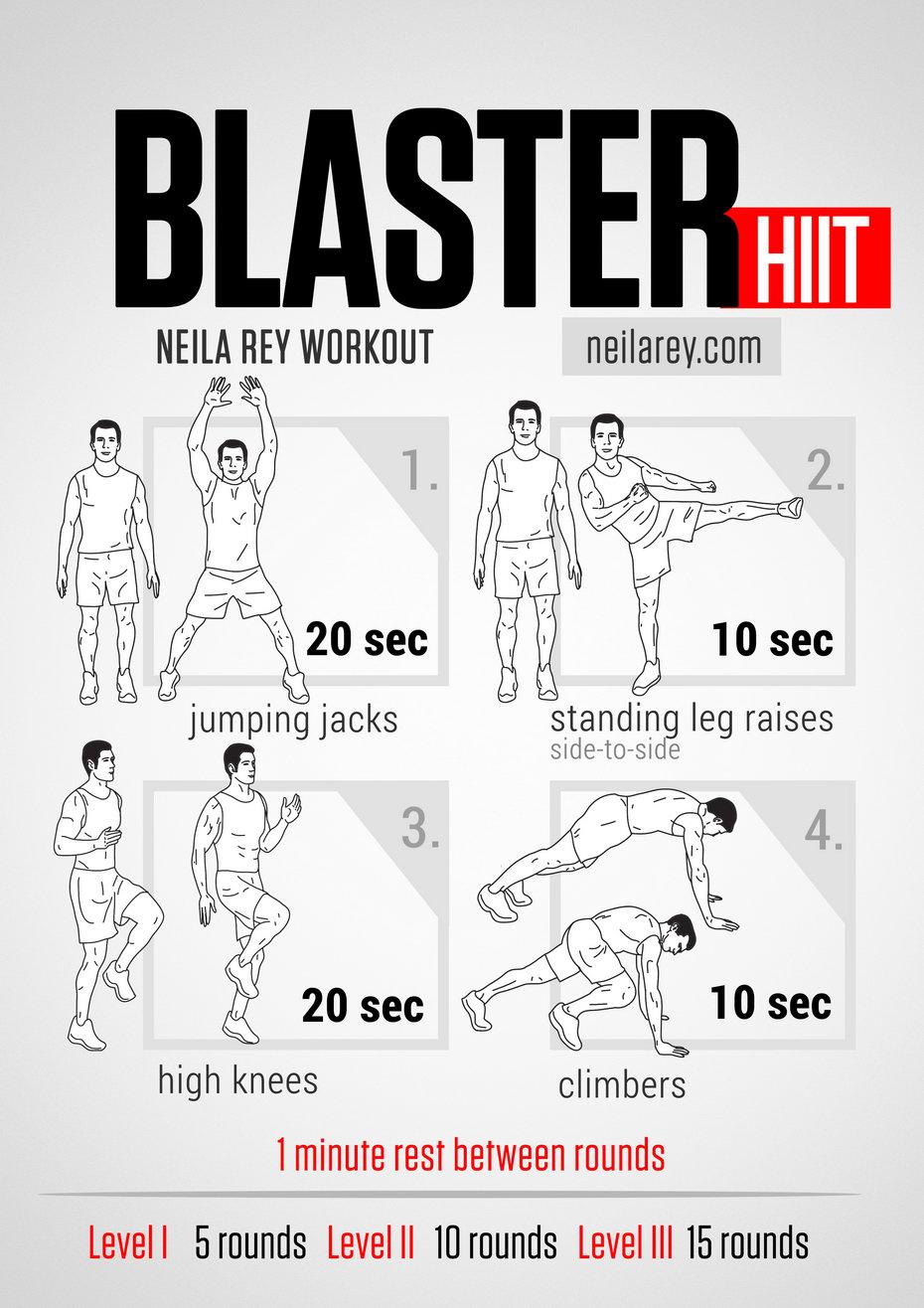 Blaster HIIT