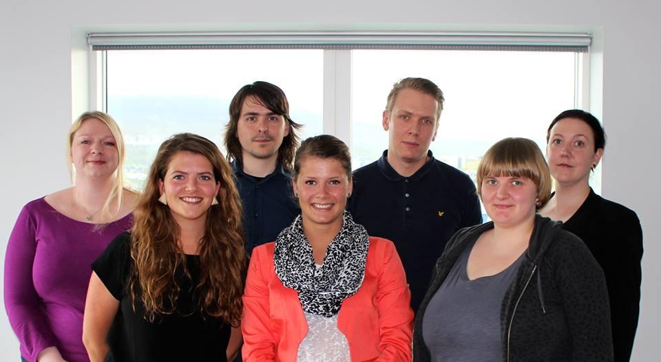 Jens Mortan Rasmussen, Lív Egilsdóttir Olsen og Heidi á Lakjuni vanta á myndini.