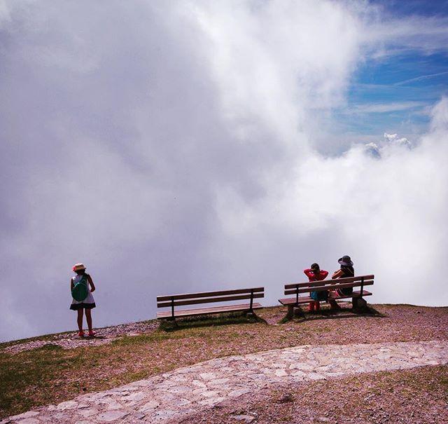 Nordkette, elevation 2,400 meters  #nordkette #mountains #innsbruck #austria #travel